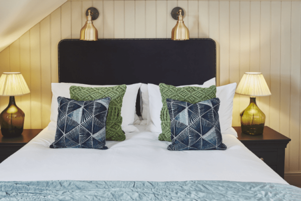 Intimate Sea View Room With Double Bed
