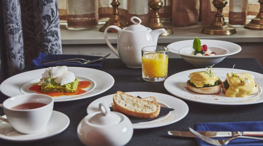 Breakfast at No. 26